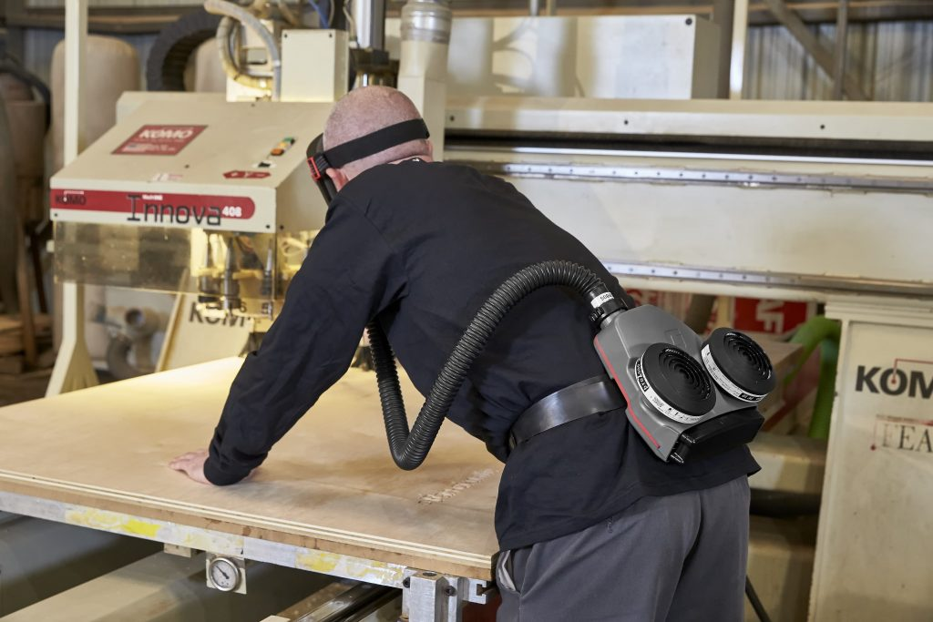 Scott Duraflow Powered Air Respirator Readypak Safety