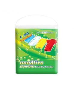 one3five washing powder