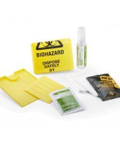 body fluid spill kit 1 application