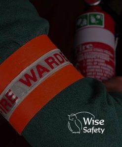 fire warden course - wise safety