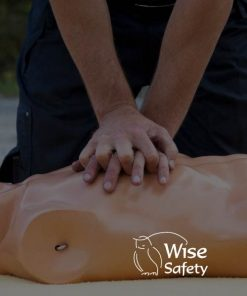 first aid 3 day course - wise safety
