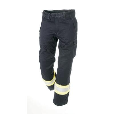 progarm arc trouser navy yellow 5816 safety clothing