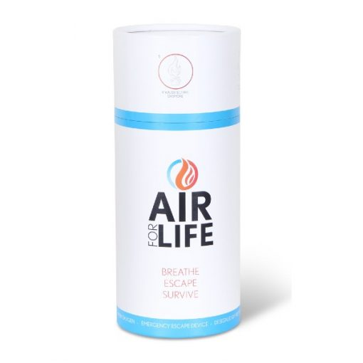Air for life emergency escape device 1