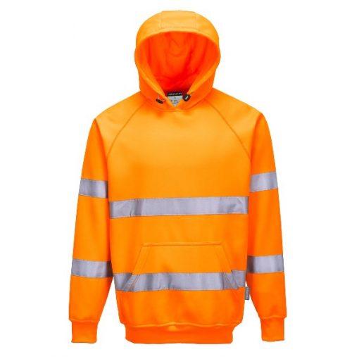 Porwest B304 orange hoodie