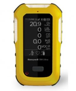 honeywell BW Ultra multi gas detector