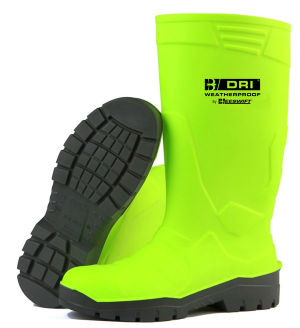 BBPU Beeswift Safety chemical wellington boot